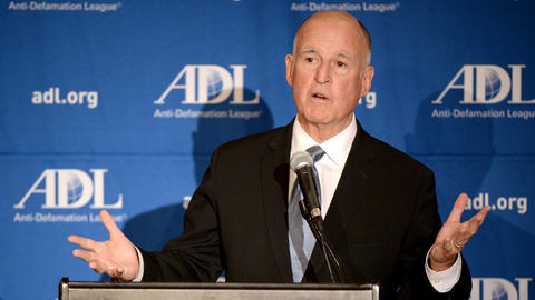 web Gov. Jerry Brown