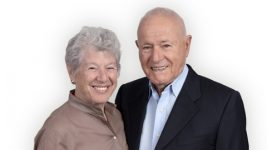 Harvey and Suzanne Prince